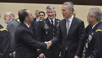 Meetings of the NATO Foreign Ministers at NATO Headquarters in Brussels - Resolute Support Meeting