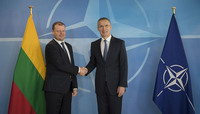 Visit to NATO by the Prime Minister of the Republic of Lithuania