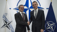 The NATO Parliamentary Assembly visits NATO