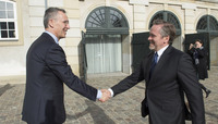 Visit NATO Secretary General to Denmark - Meeting with the Minister of Foreign Affairs of Denmark