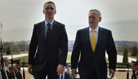 NATO Secretary General visits the United States