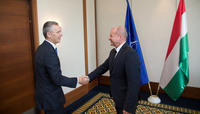NATO Secretary General visits Hungary