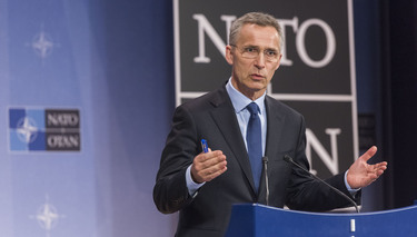 Secretary General previews meetings of NATO Foreign Ministers, discusses NATO-Russia Council