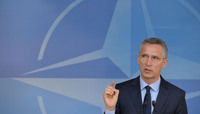 Doorstep by the NATO Secretary General - Meetings of NATO Foreign Ministers