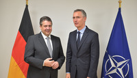 Bilateral meeting with the Minister of Foreign Affairs of Germany - Meetings of NATO Foreign Ministers