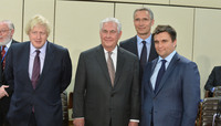 Meeting of the NATO-Ukraine Commission - Meetings of NATO Foreign Ministers