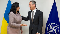 The Vice Prime Minister for Euro-Atlantic Integration of Ukraine visits NATO