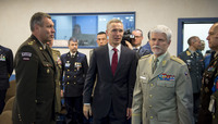 177th Military Committee in Chiefs of Defence Session - MC/CS with NATO Secretary General Jens Stoltenberg