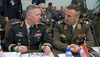177th Military Committee in Chiefs of Defence Session - Strategy Session 1