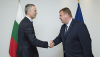 Visit to NATO by the Deputy Prime Minister for Public Order and Security and Minister of Defence of the Republic of Bulgaria