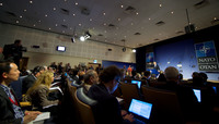 NATO Secretary General's press conference ahead of the Meeting of NATO Heads of State and Government