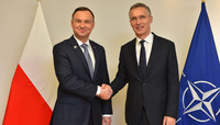 Bilateral meeting with Poland - Meeting of NATO Heads of State and Government in Brussels