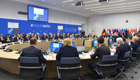 Working dinner - Meeting of NATO Heads of State and Government in Brussels