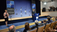 Press conference by NATO Secretary General - Meeting of NATO Heads of State and Government in Brussels