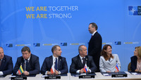 Signing ceremony: Land battle decision munitions - Meetings of NATO Defence Ministers