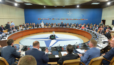 Defence Ministers review progress on fairer burden-sharing and NATO-EU cooperation