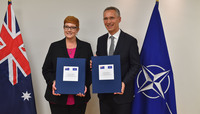 NATO and Australia sign Individual Partnership and Cooperation Programme