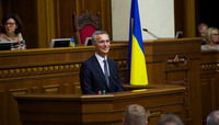 NATO Secretary General visits Ukraine