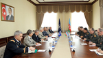 170907c-001.JPG - Chairman of the NATO Military Committee visits Azerbaijan, 113.12KB
