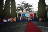 NATO Military Committee Conference - Official Welcome Ceremony