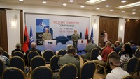Joint Press Conference with press statements by the Chairman of the Military Committee and the Albanian Chief of the General Staff