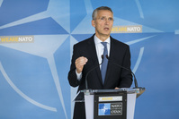Press point by the NATO Secretary General following the meeting of the NATO-Russia Council