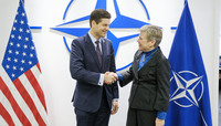 US Assistant Secretary of State visits NATO