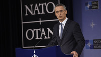 Meetings of the NATO Defence Ministers at NATO Headquarters in Brussels - Press Conference NATO Secretary General