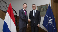 NATO Secretary General meets Minister of Foreign Affairs of the Netherlands