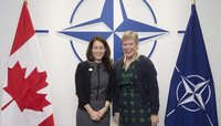 Visit to NATO by the Assistant Deputy Minister for Strategic Policy and Global Affairs Canada