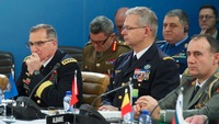 NATO Command Structure Adaptation - 178th Military Committee in Chiefs of Defence Session