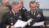MC/CS with Georgia - 178th Military Committee in Chiefs of Defence Session