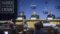 Joint press conference - 178th Military Committee in Chiefs of Defence Session