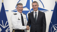 Commander Resolute Support Mission visits NATO