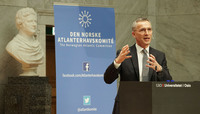 NATO Secretary General visits Norway