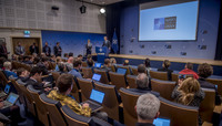 Press conference by the NATO Secretary General