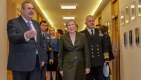 NATO Deputy Secretary General visits Greece