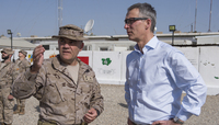 NATO Secretary General visits Iraq