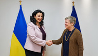 Vice-Prime-Minister for European Integration of Ukraine visits NATO