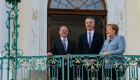NATO Secretary General visits the Federal Republic of Germany