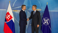The Prime Minister of the Slovak Republic visits NATO