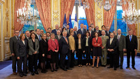 The North Atlantic Council visits France
