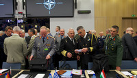 Meeting of the NATO Military Committee in Chiefs of Staff Session - Alliance Modernisation Meeting