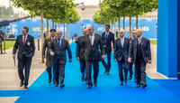 NATO Summit Brussels 2018 - Arrivals of the Allied Heads of State and Government