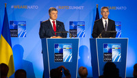 NATO Summit Brussels 2018 - Joint Statement by NATO Secretary General and the President of Ukraine
