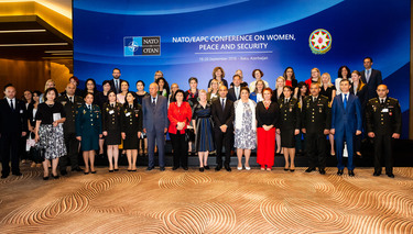 Deputy Secretary General, Rose Gottemoeller, visits Azerbaijan for major Women, Peace and Security Conference