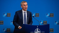 Meeting of the Ministers of Defence at NATO Headquarters in Brussels  - Press Conference NATO Secretary General