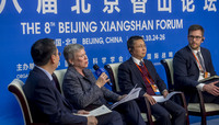NATO Deputy Secretary General participates in the 8th Beijing Xiangshan Forum