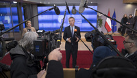 NATO Secretary General participates in the European Union Foreign Affairs Council