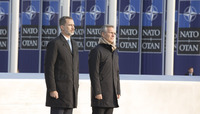 His Majesty the King of Spain visits NATO